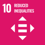 UN Sustainable development Goal No. 10 Reduce inequality within and among countries